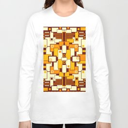 C13D GeoAbstract Long Sleeve T-shirt