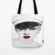 The Chauffeur Tote Bag