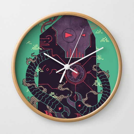 Operate, Annihilate Wall Clock