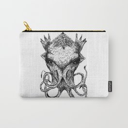 Cthulhu Scratch Carry-All Pouch