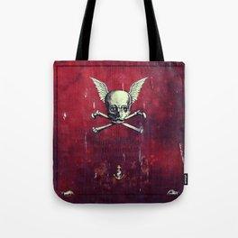 The Supernatural Pirate Tote Bag