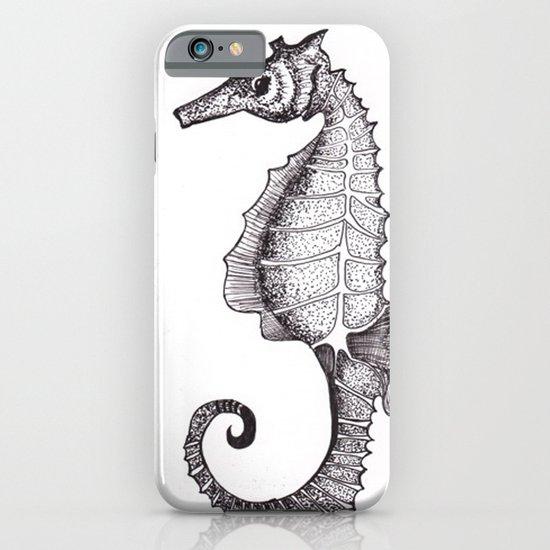 Hippocampus Abdominalis iPhone & iPod Case