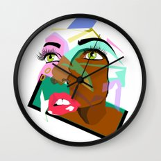 Anyone: I N  B L A C K  Wall Clock