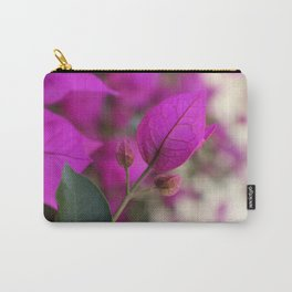purple leaves Carry-All Pouch