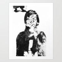 「Rhiannon」 Art Print