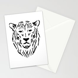 Mayne Tiger Stationery Cards