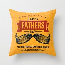 Lovely Artwork for your Superhero Gift Throw Pillow
