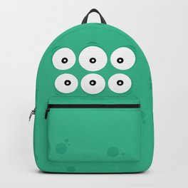 Psychos - Crazy Monsters (Turquoise) Backpack