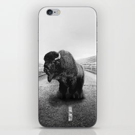 Lonely Hiker iPhone Skin