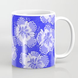 Dutch Lace Rose Coffee Mug
