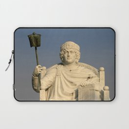 Skopje V Laptop Sleeve