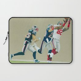 Toe Tappin' - Colored Pencil Sports Laptop Sleeve