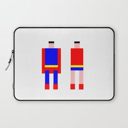 Superheroes #1 Laptop Sleeve