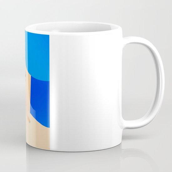 Lola Blue Mug