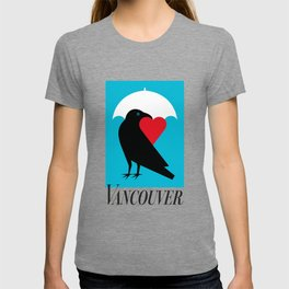 Vancouver's Canuck the Crow T-shirt