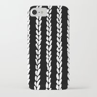 knit iPhone & iPod Cases featuring Knit 8 by Project M