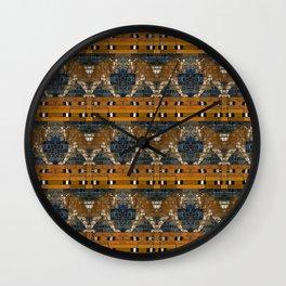 Babylonian lions Wall Clock