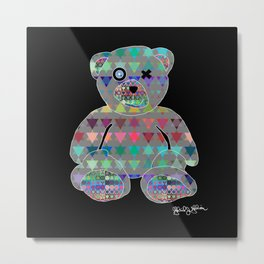 jew bear Metal Print