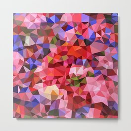 Glitter background  Metal Print