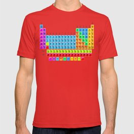 Periodic Table Mendeleev T-shirt