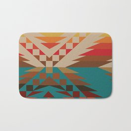 American Native Pattern No. 81 Bath Mat