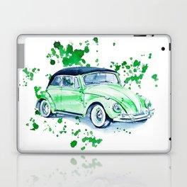 Retro car Laptop & iPad Skin