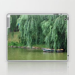 Lakeside Boat Laptop & iPad Skin
