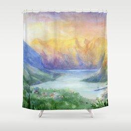 Kotor Shower Curtain