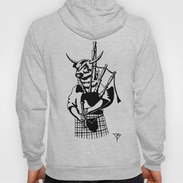 AniMusic (SCOTTISH COW) Hoody