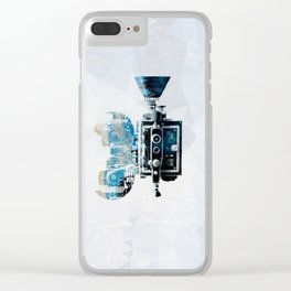 Filmmaking in the City Clear iPhone Case
