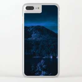 0433 Clear iPhone Case