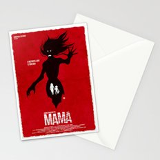 Mama (Red Collection) Stationery Cards