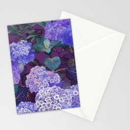 HYDRANGEA JULY 2018 Stationery Cards