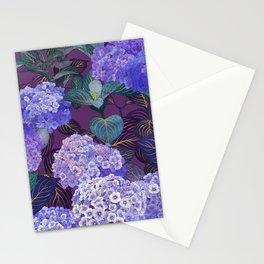 HYDRANGEA JULY 2018 Stationery Cards