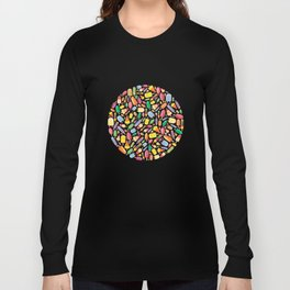 Ice Lolly.  Long Sleeve T-shirt