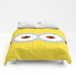 2-Eye Minion Comforters