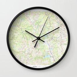 CO Leadville 233586 1983 100000 geo Wall Clock
