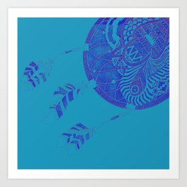 Faded Dreams Art Print