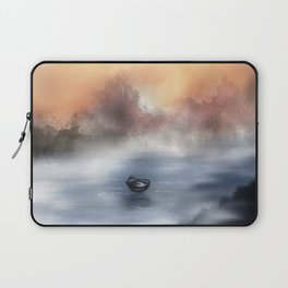 The Lake of Tranquility Laptop Sleeve