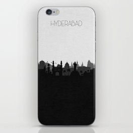 City Skylines: Hyderabad iPhone Skin