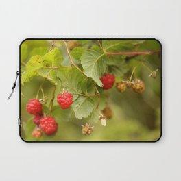 Sweet Raspberry Branches #decor #society6 Laptop Sleeve