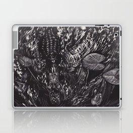 Gator in the Water Laptop & iPad Skin