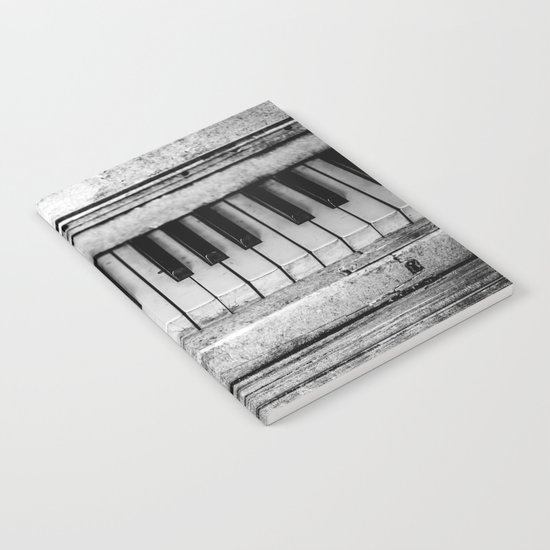 The piano Notebook