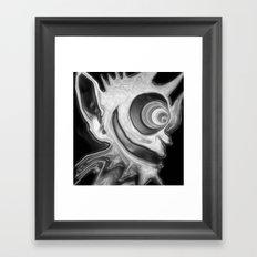 The Torch Framed Art Print