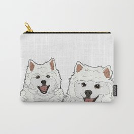 West Highland White Terriers Carry-All Pouch