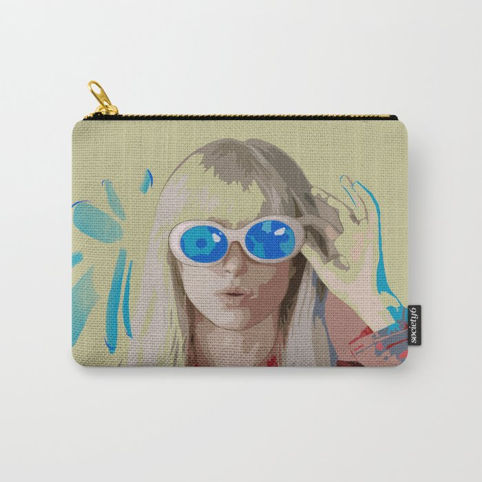 Hayley Williams Hard Times After Laughter Carry-All Pouch