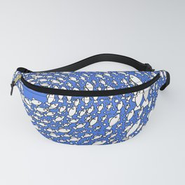 School of Fish Fanny Pack