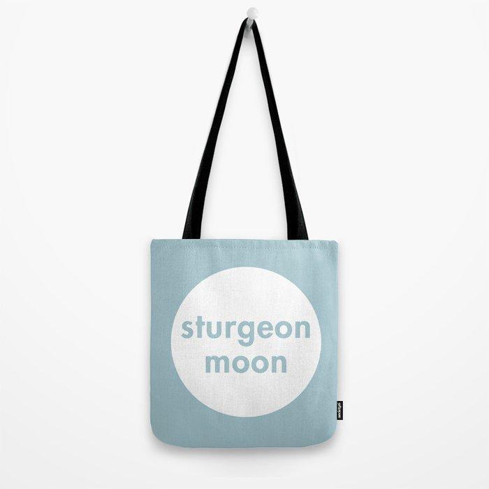 Sturgeon Moon Tote Bag