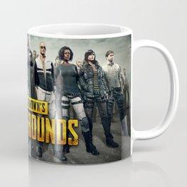 PUBG 9 Coffee Mug