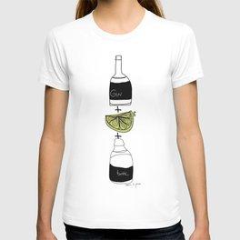 Gin and Tonic T-shirt